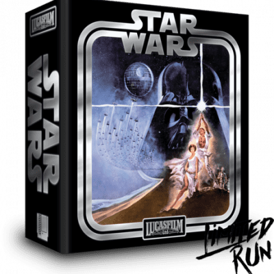 Foto van Star Wars Limited Run Premium Edition NES