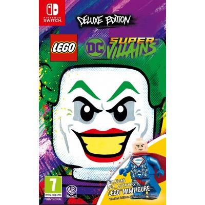 Foto van Lego DC Super-Villains (Deluxe Edition)