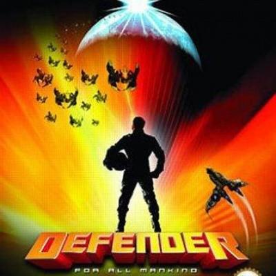Defender For All Mankind Nintendo GameCube