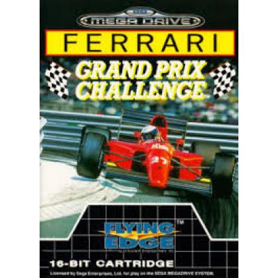 Foto van Ferrari Grand Prix Challenge SEGA MEGADRIVE