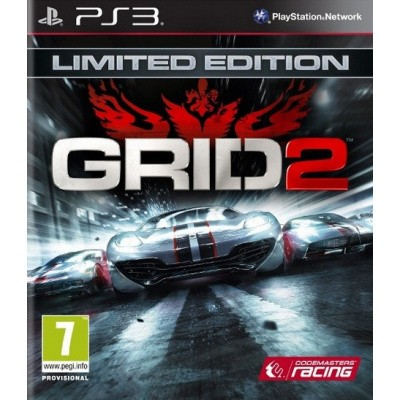 Grid 2 Limited Edition PS3