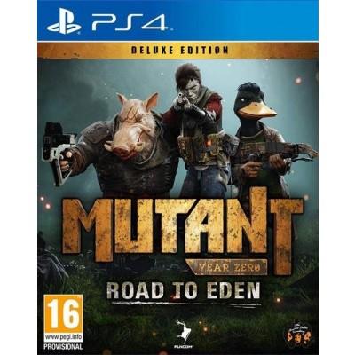 Foto van Mutant Year Zero: Road To Eden - Deluxe Edition PS4