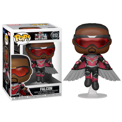 Foto van Pop! Marvel: The Falcon and the Winter Soldier - Falcon Flying FUNKO