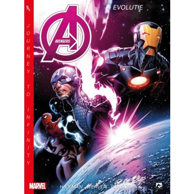 Foto van Marvel Avengers Journey to Infinity 5 (NL-editie) COMICS