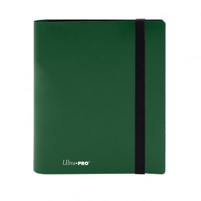 TCG Pro-Binder Eclipse 4-Pocket - Forest Green BINDER