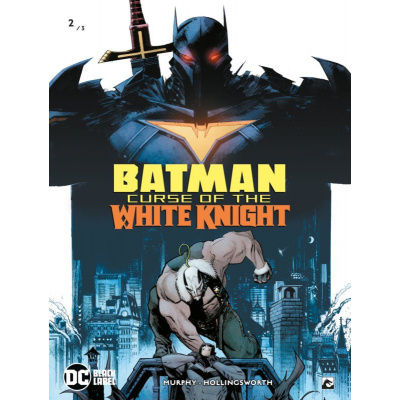 DC: Batman Curse of the White Knight 2 (NL-editie) COMICS