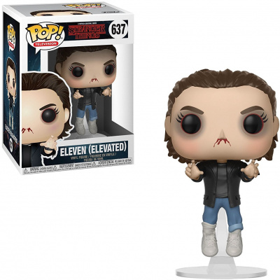 Pop! Television: Stranger Things - Eleven Elevated FUNKO