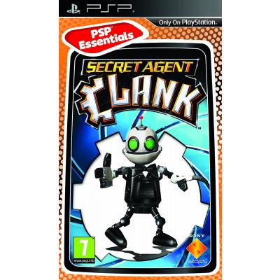 Foto van Secret Agent Clank (Essentials) PSP