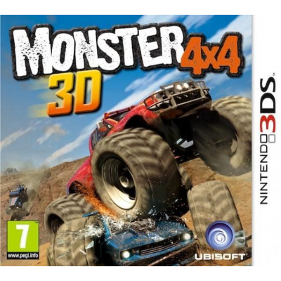 Foto van Monster 4X4 3D 3DS