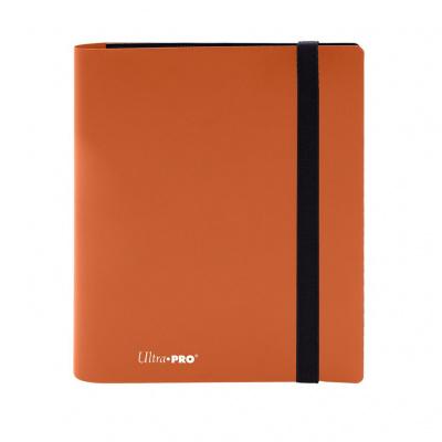 Foto van TCG Pro-Binder Eclipse 4-Pocket - Pumpkin Orange BINDER