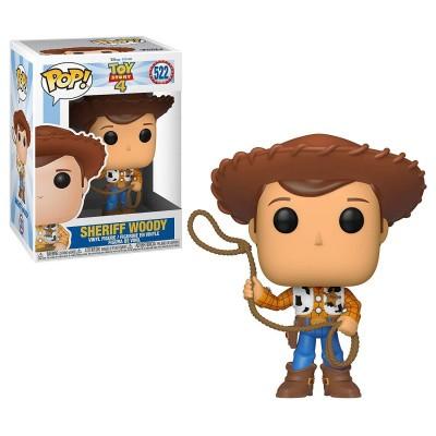 Pop! Disney: Toy Story 4 - Sheriff Woody FUNKO