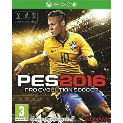 Pro Evolution Soccer 2016, Pes 2016 Dag 1 Editie XBOX ONE