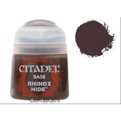 Citadel Base - Rhinox Hide CITADEL