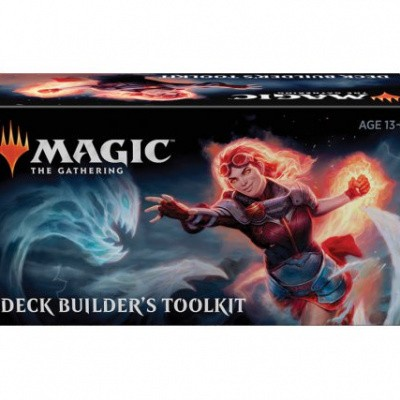 TCG Magic The Gathering Deck Builder's Toolkit Core 2020 MAGIC THE GATHERING