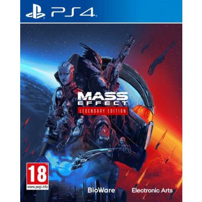 Mass Effect - Legendary Edition PS4