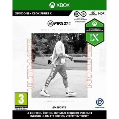 Foto van FIFA 21 Ultimate Edition XBOX ONE