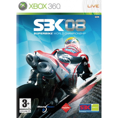 Sbk 08 Superbike World Championship XBOX 360