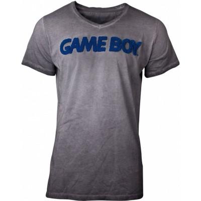 Nintendo - Acid Washed Gameboy Men's T-Shirt - XL MERCHANDISE