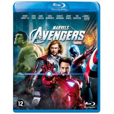 Marvel's Avengers BLU-RAY