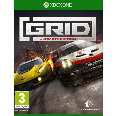 Foto van GRID: Ultimate Edition Xbox One