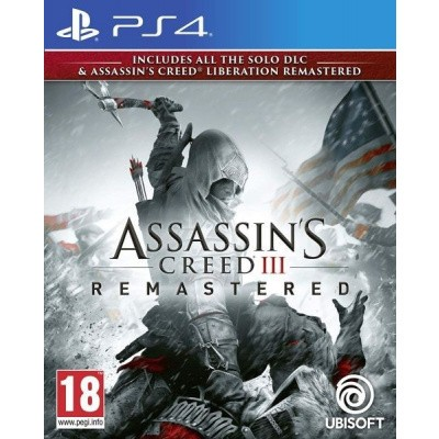 Assassin's Creed 3 Remastered PS4