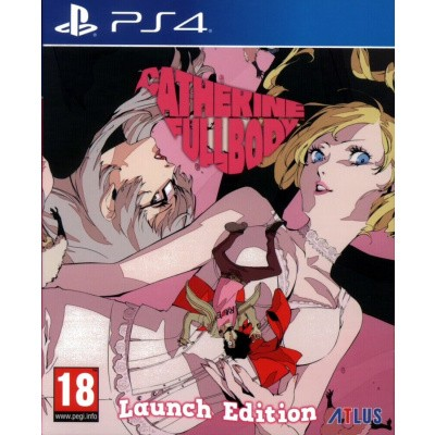 Foto van Catherine: Full Body - Limited Edition (Launch Edition)) PS4