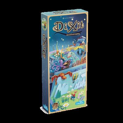 Dixit 10th Anniversary Expansion (REFRESH) BORDSPELLEN