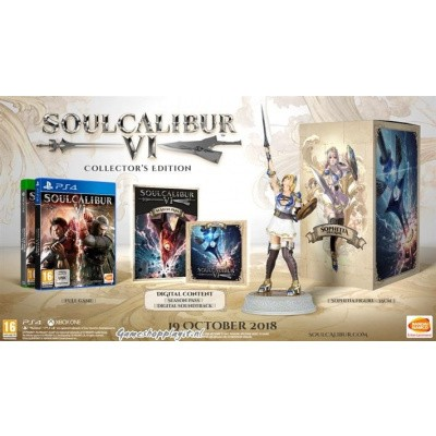 Soul Calibur VI Collector's Edition XBOX ONE