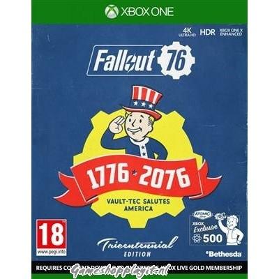 Foto van Fallout 76 Tricentennial Edition XBOX ONE