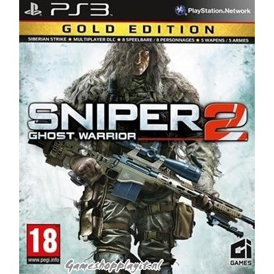 Foto van Sniper Ghost Warrior 2 Gold Edition PS3