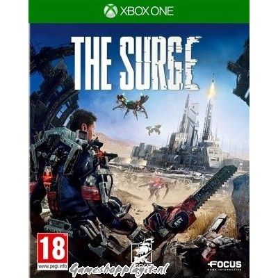 Foto van The Surge XBOX ONE