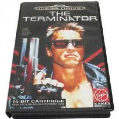 Foto van The Terminator SEGA MEGADRIVE