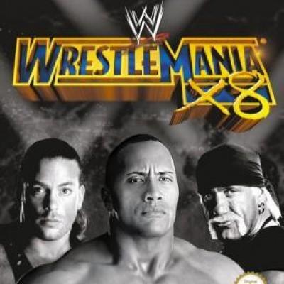 Wrestle Mania X8 Nintendo GameCube