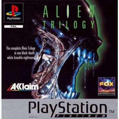 Alien Trilogy (Platinum) PS1