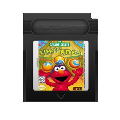 Foto van Elmo's ABCS (Cartridge Only) GAMEBOY