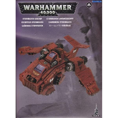 Blood Angels Stormraven Gunship WARHAMMER 40K