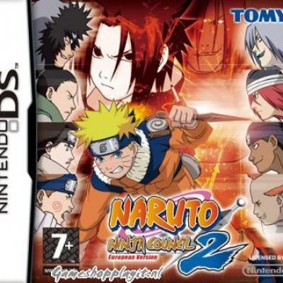 Naruto Ninja Council 2 NDS