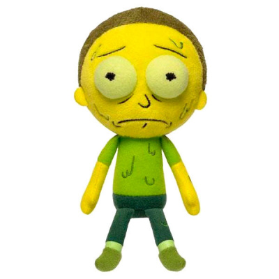 Rick & Morty: Toxic Morty Galactic Pluche