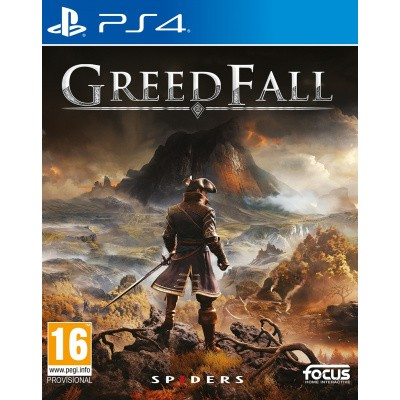 Foto van Greedfall PS4