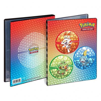Foto van TCG Pokémon Galar Starters Portfolio 4-Pocket POKEMON