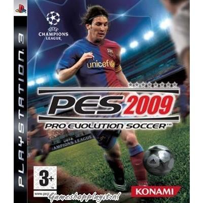 Pro Evolution Soccer 2009 (Pes 2009) PS3