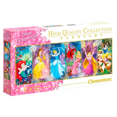 Disney Princess Panorama Puzzle 1000pc PUZZEL
