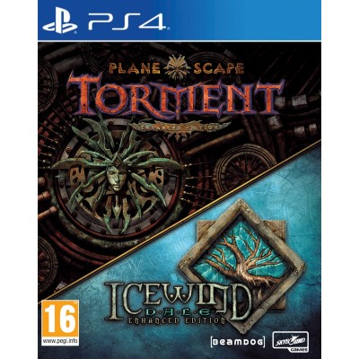 Planescape: Torment / Icewind Dale: Enhanced Edition PS4