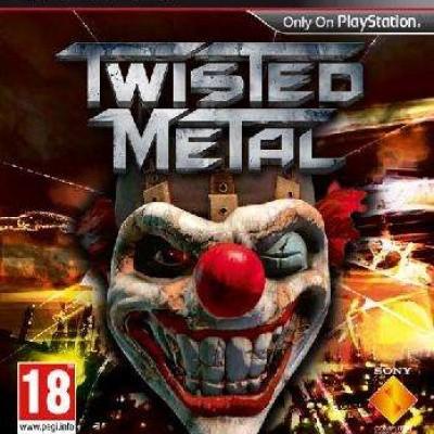 Foto van Twisted Metal PS3