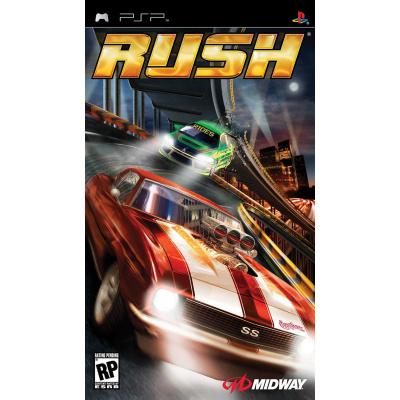 Foto van Rush (Import) PSP