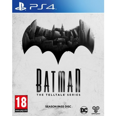 Foto van Batman The Telltale Series PS4