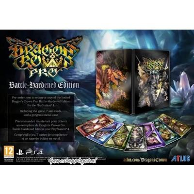 Dragon's Crown Pro (Steelbook) (Battle Hardened Steelbook Edition) PS4