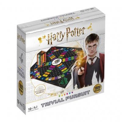 Foto van Trivial Pursuit Harry Potter Big Version BORDSPELLEN