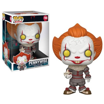 Pop! Movies: It Chapter Two - Pennywise With Boat 10 Inch FUNKO