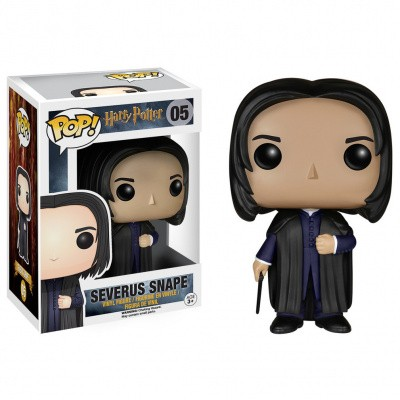 Foto van Pop! Harry Potter: Severus Snape FUNKO